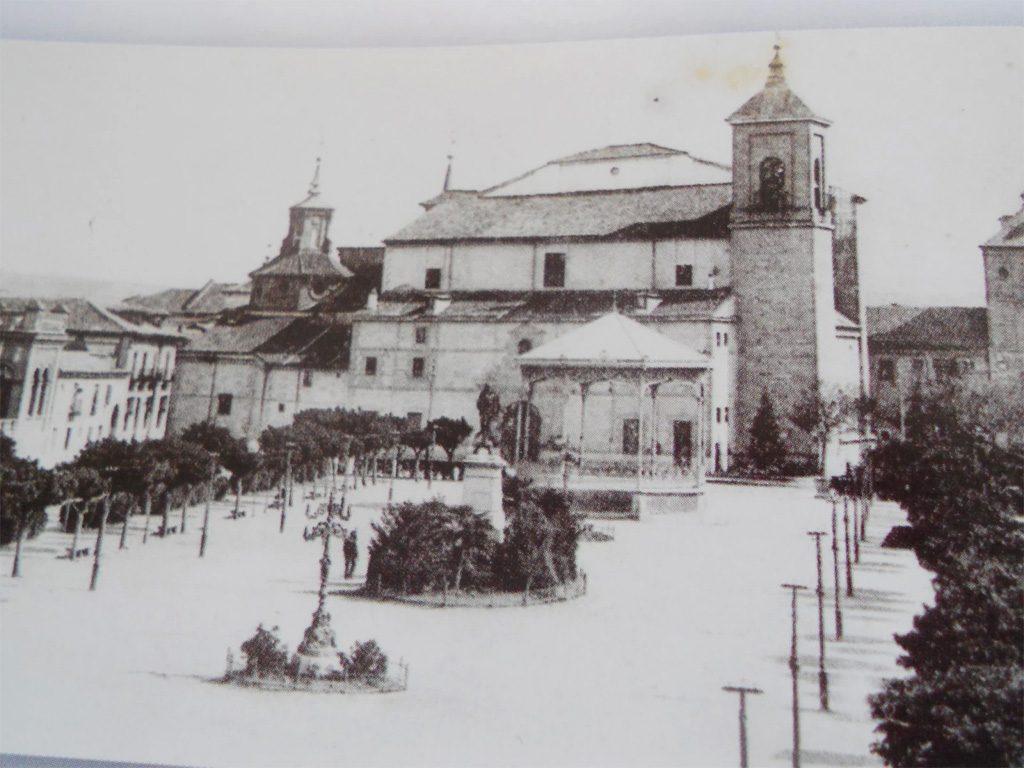 parroquia de Santa María la Mayor