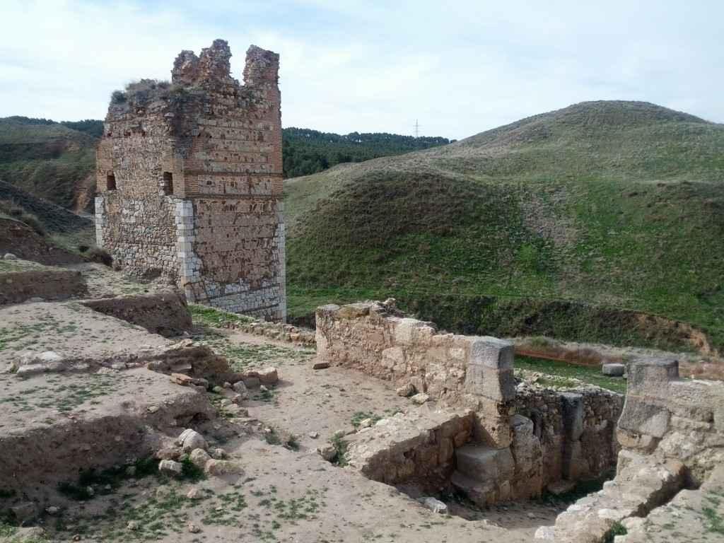 Alcalá la vieja o Qal'at Abd-al Salam