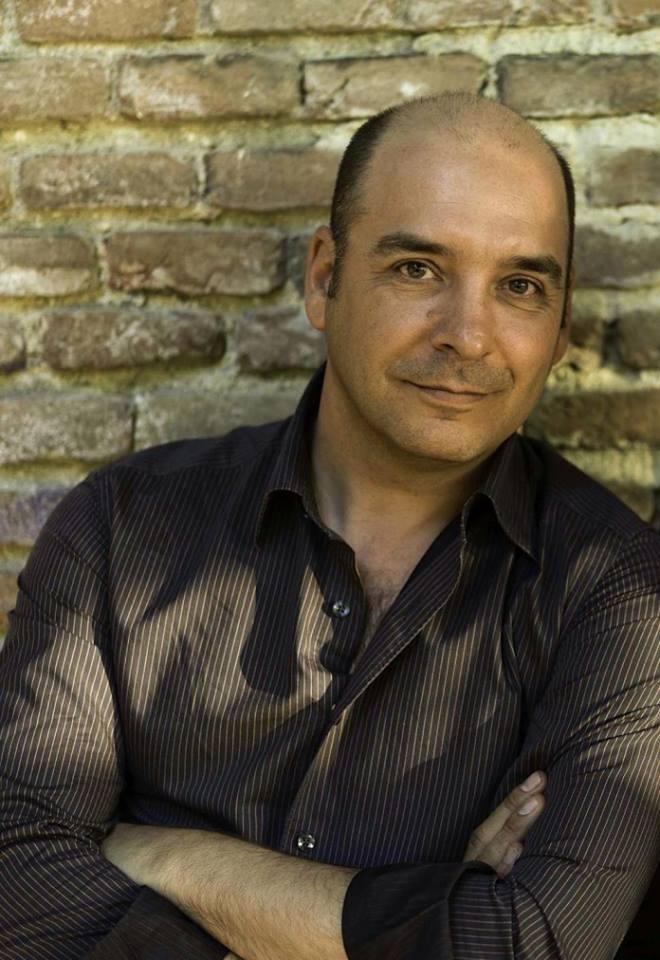 El director, Eduardo Vasco