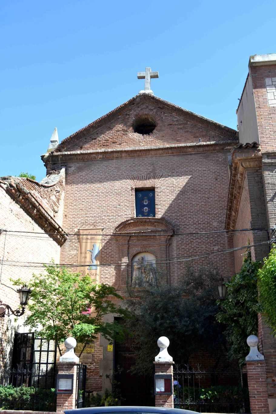 Sinagoga menor - Actual Rte La Cúpula, la Alcalá judía