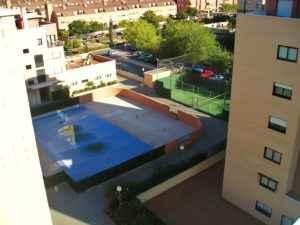 Viviendas en el barrio de La Garena