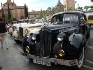 Éxito del Veteran Car Club de España y la 2ª Vuelta Turística en Coches de Época a la Comunidad de Madrid. Foto autofacil.es