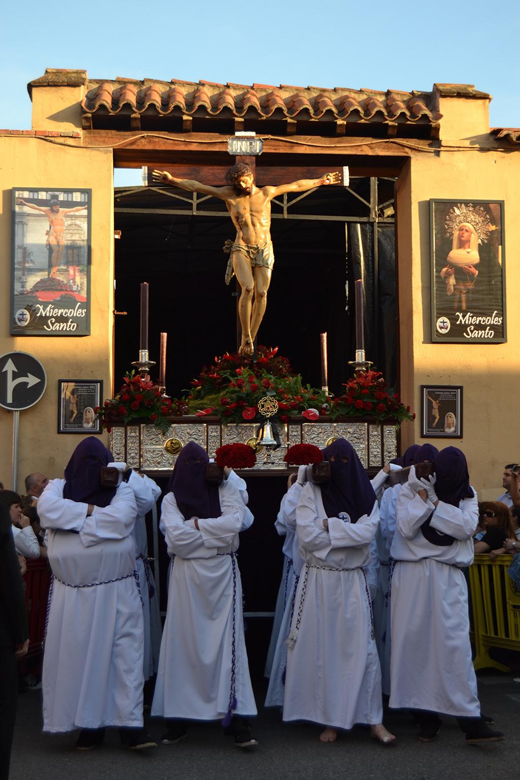 Cristo de la Esperanza y Nuestra Señora de la Misericordia 2014 (1)