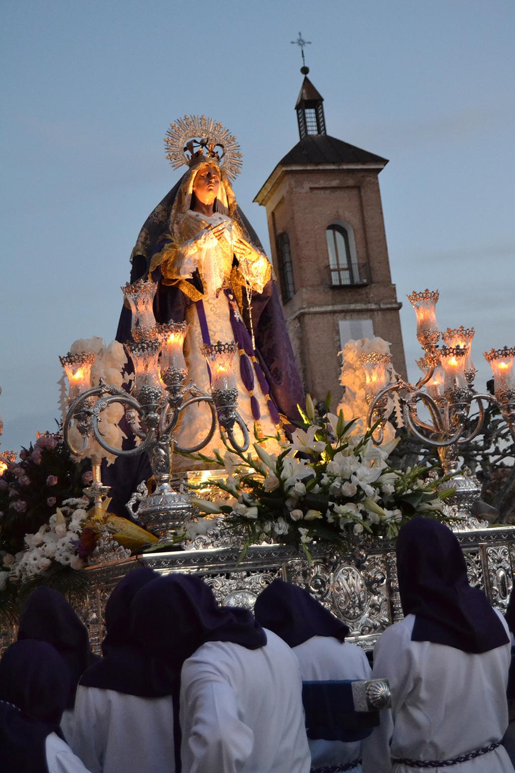 Cristo de la Esperanza y Nuestra Señora de la Misericordia 2014 (11)