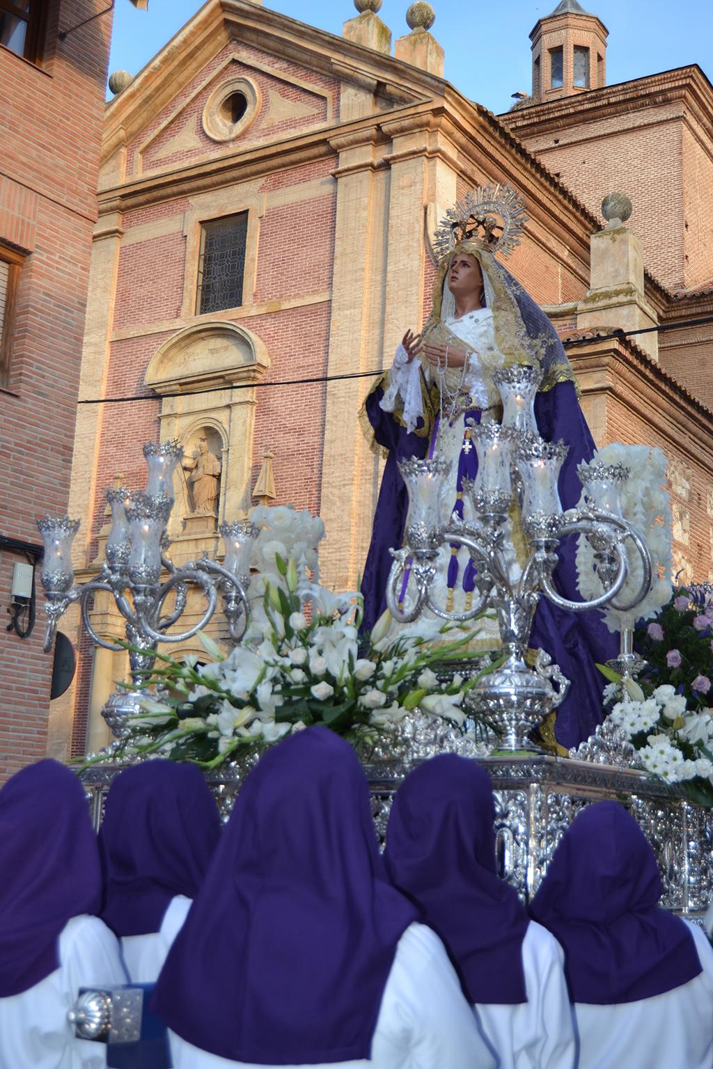 Cristo de la Esperanza y Nuestra Señora de la Misericordia 2014 (7)