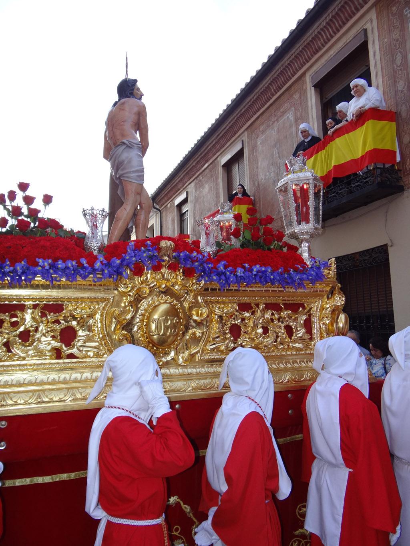 Miércoles Santo 2014 - Cofradía del Santísimo Cristo Atado a la Columna (26)