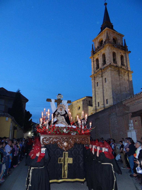 Procesión Lunes Santo Cristo de los desamparados (61)