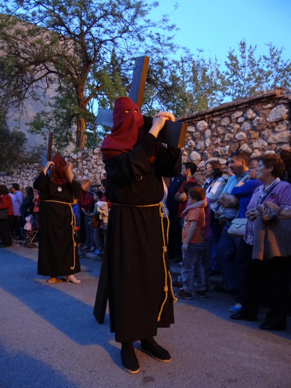 Procesión Lunes Santo Cristo de los desamparados (68)