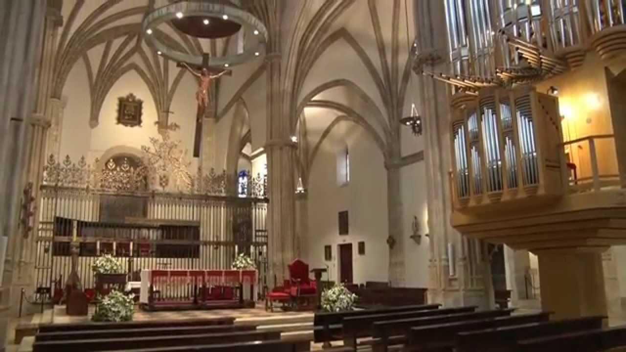 VIII Festival Internacional de órgano de la Catedral de Alcalá