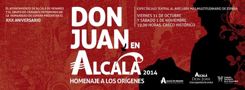 Don Juan en Alcalá 2014