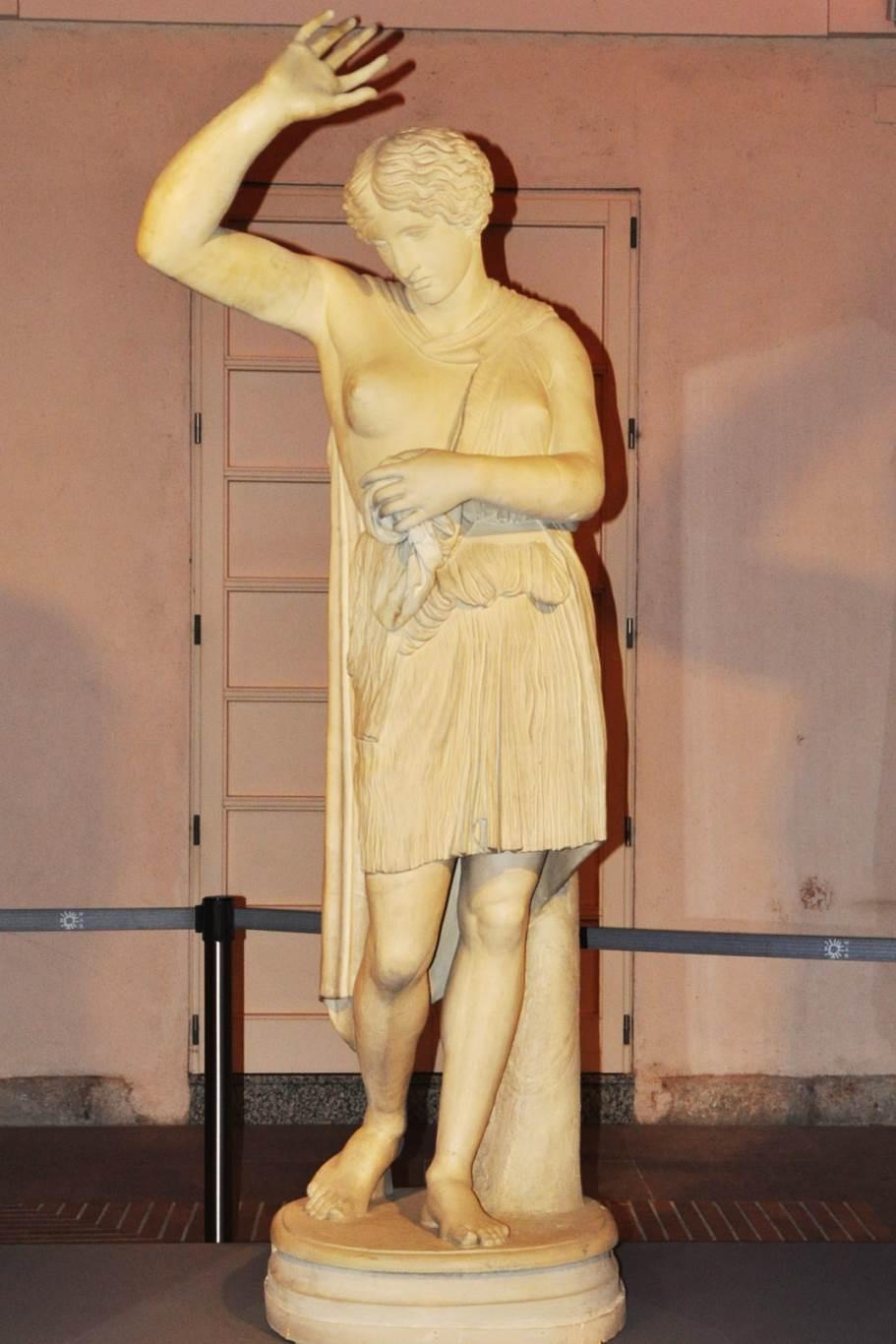 Dioses, héroes y atletas en el Arqueológico