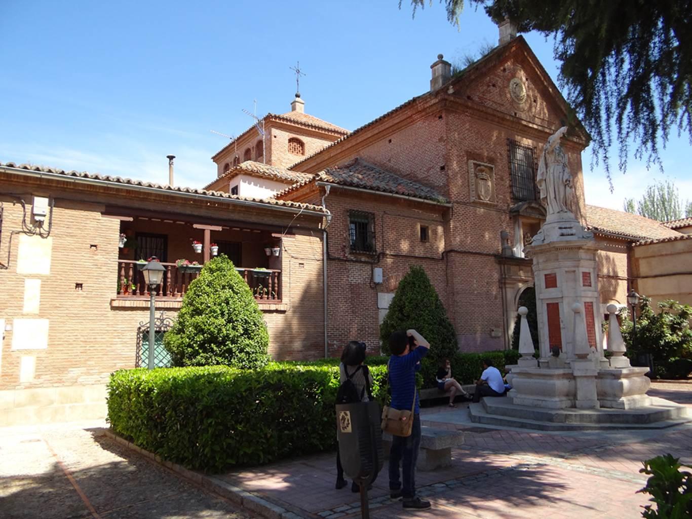 Alcalá también divulgará las Huellas de Teresa