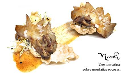 Propuesta Noah para el II Certamen Alcalá Gastronómica
