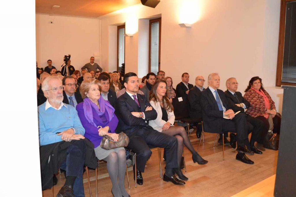 ALCALDE CULTURA Presentación Abril de Cervantes