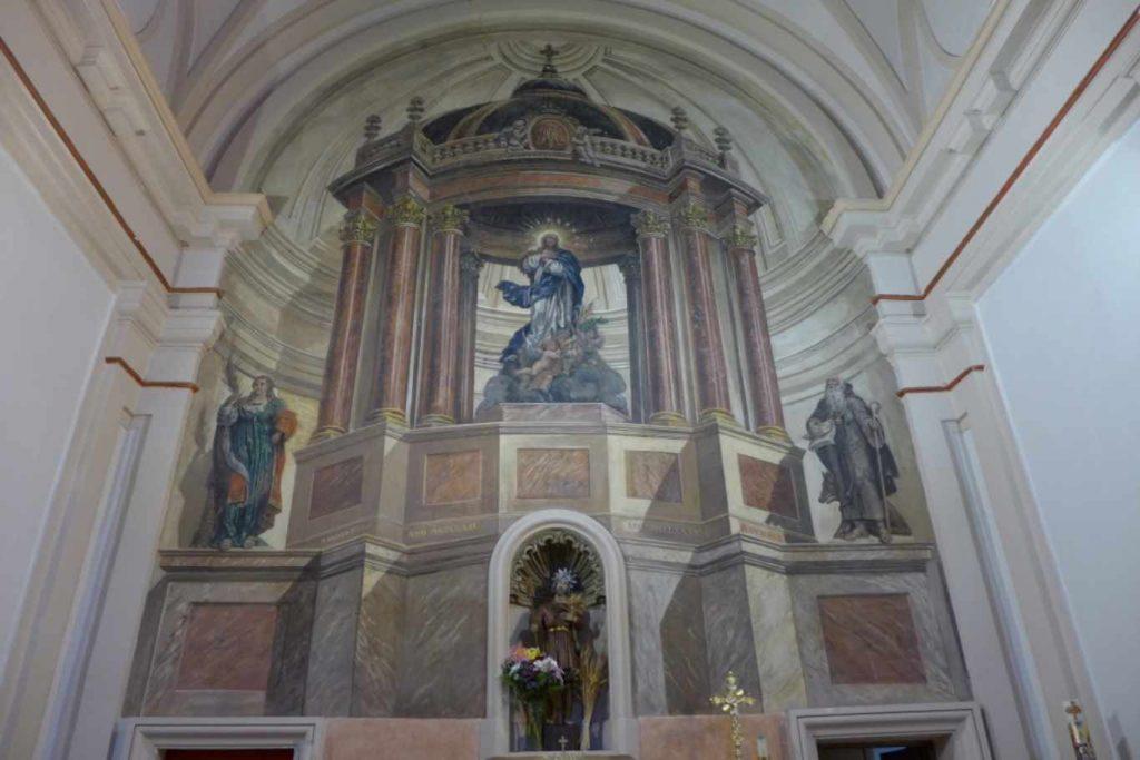 Ermita de San Isidro - interior (2)