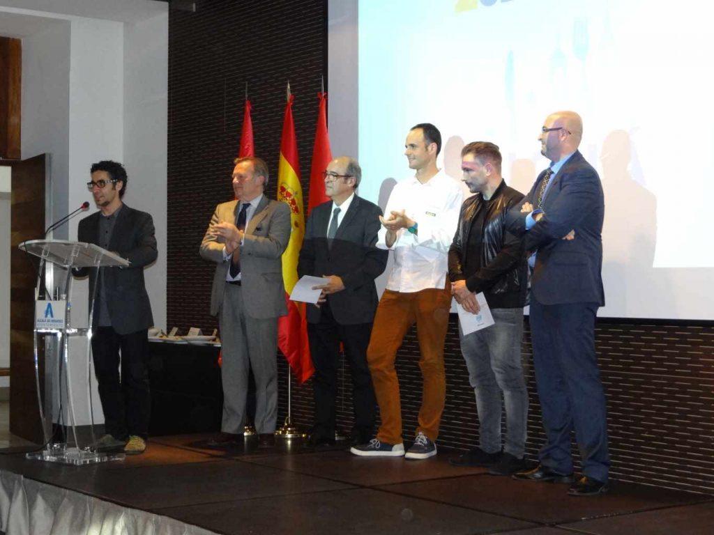 Jurado del II Certamen Alcalá Gastronómica