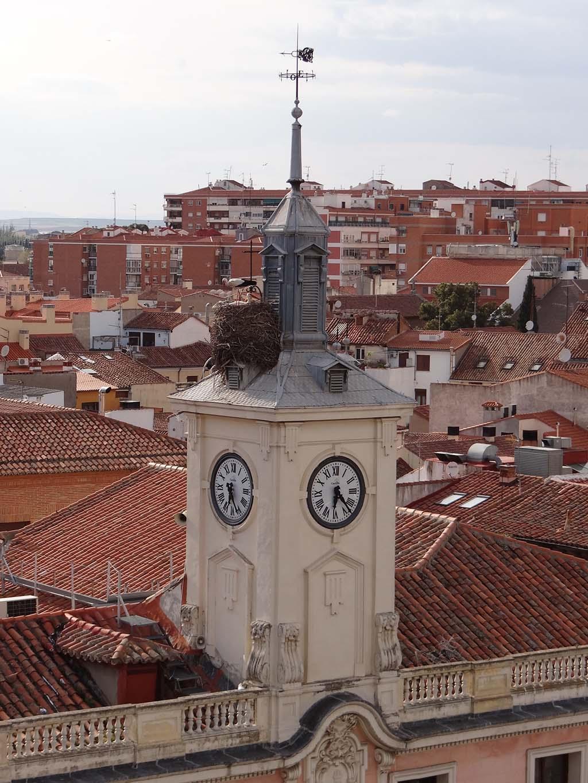 Torre del reloj del Ayuntamiento