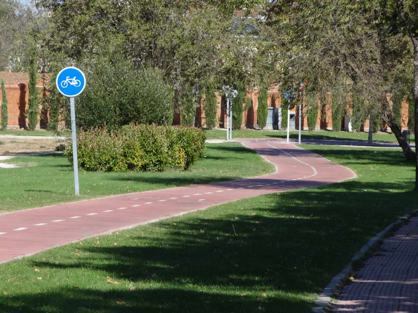 Carril Bici de Alcalá de Henares (6)