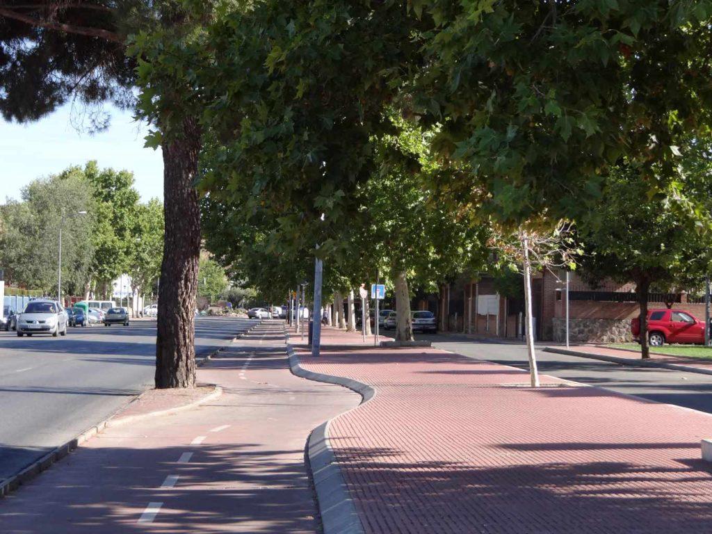Carril Bici de Alcalá de Henares