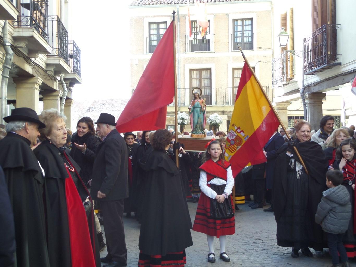 Santa Águeda 2015 (1)