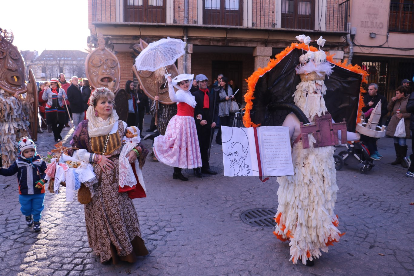 Programa del Carnaval de Alcal de Henares 2018 Dream Alcal