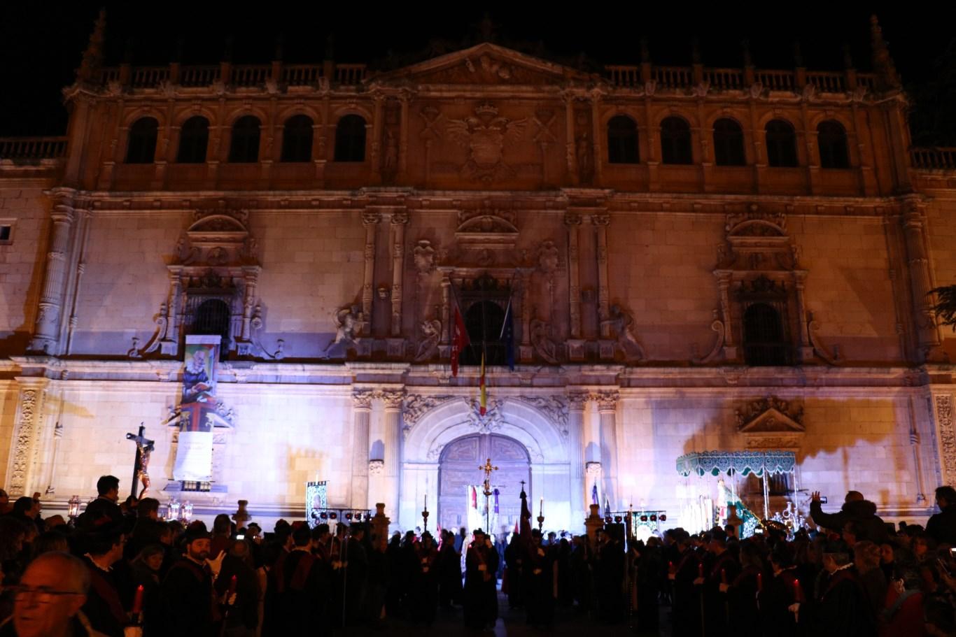 Jueves Santo 2016 Cristo Universitario de los Doctrinos (659)