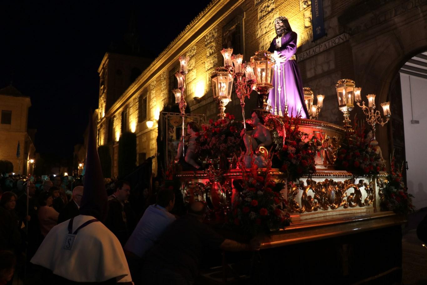 Jueves Santo 2016 Jesus Medinaceli (118)