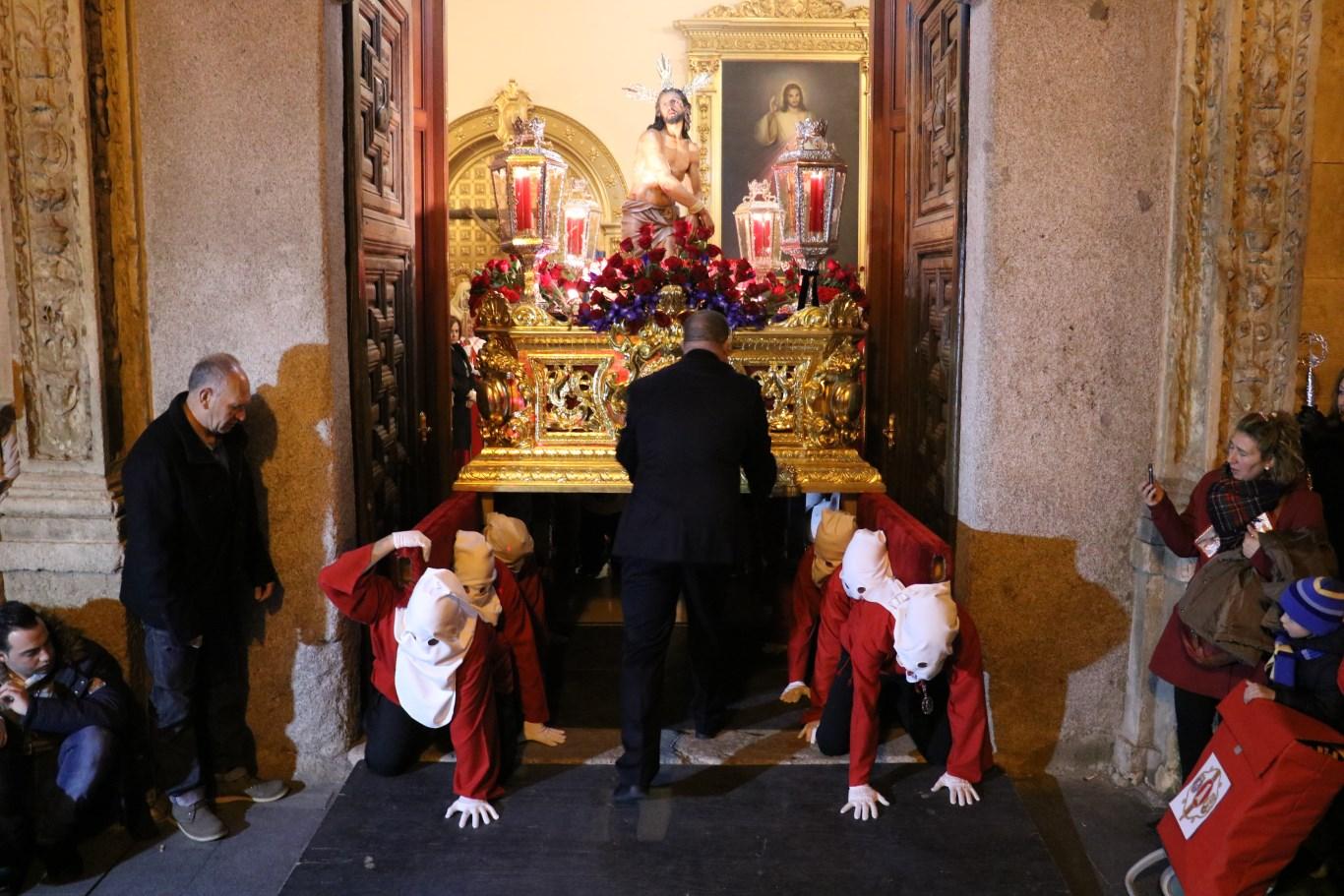 Miércoles Santo 2016 Cristo Atado a la Columna (109)