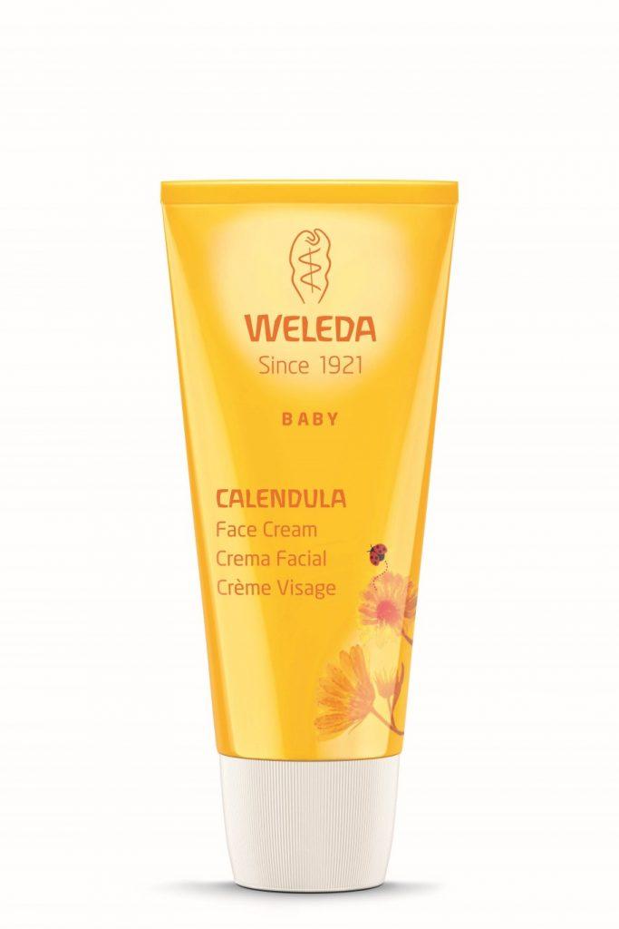 Crema Facial de Caléndula de Weleda. Precio 7,50 euros