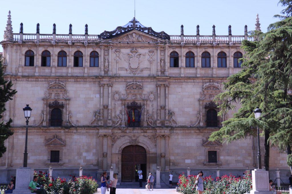 Universidad de Alcalá fachada (10)