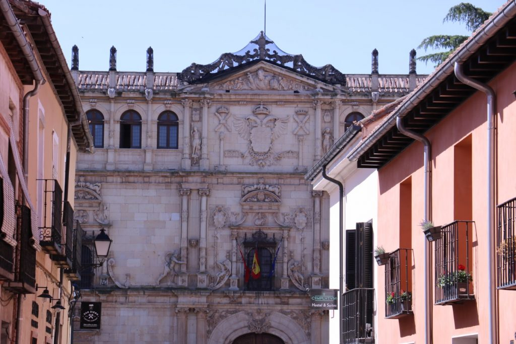 Universidad de Alcalá fachada (3)