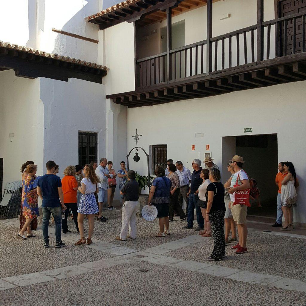 Visita turística Hospital de Antezana (1)