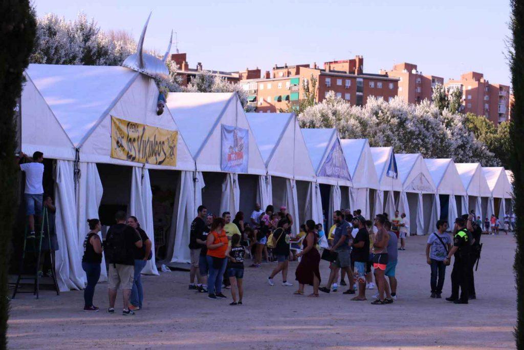 Primeras fotos Feria 2016 (2)