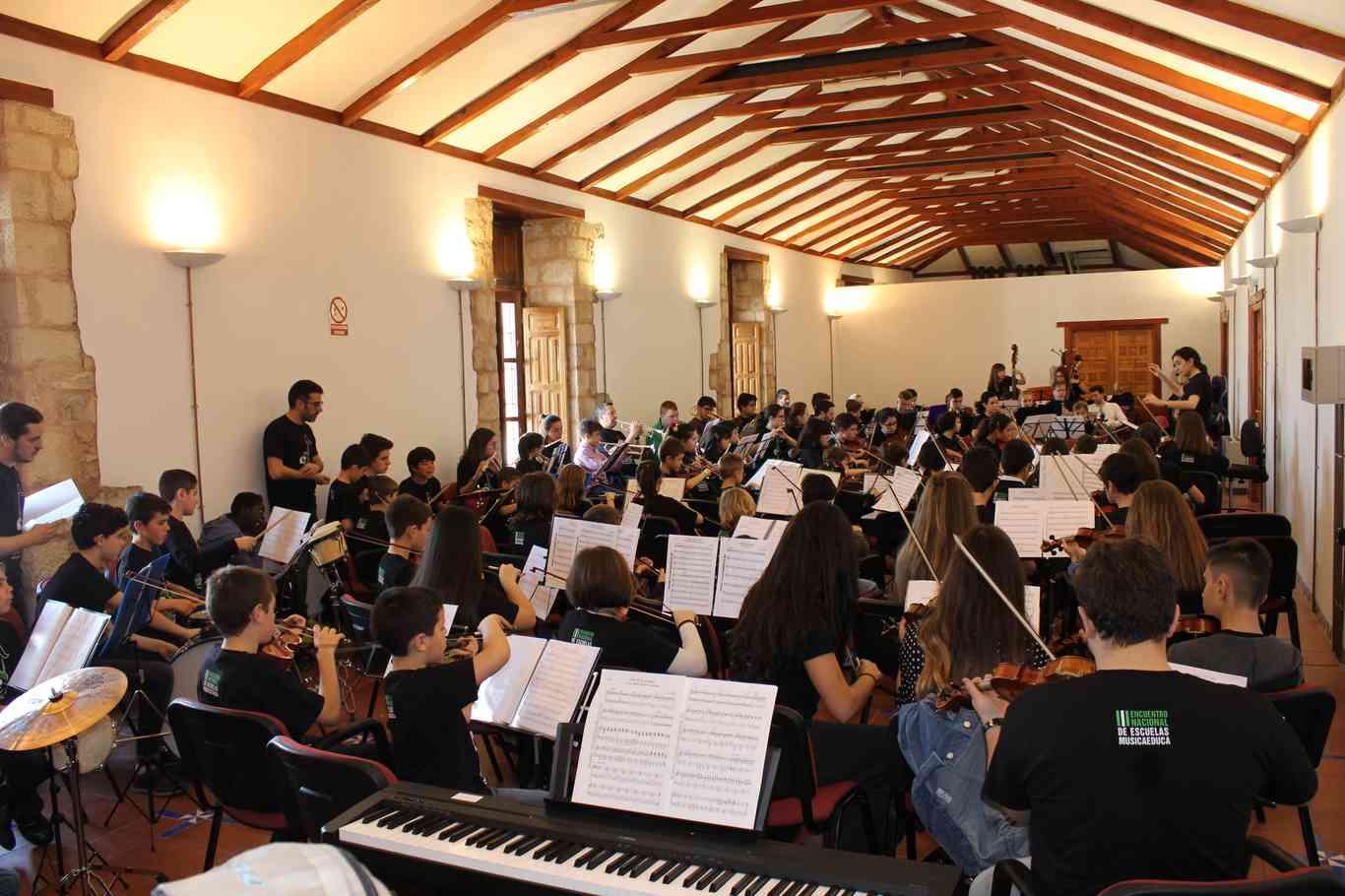 Encuentro nacional Musicaeduca