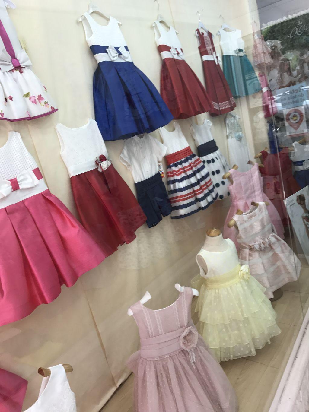 moda infantil alcala de henares