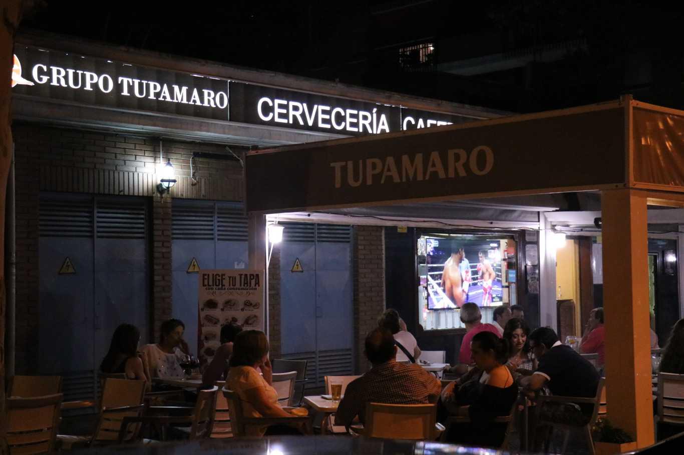 Tapas en Alcalá de Henares - Tupamaro