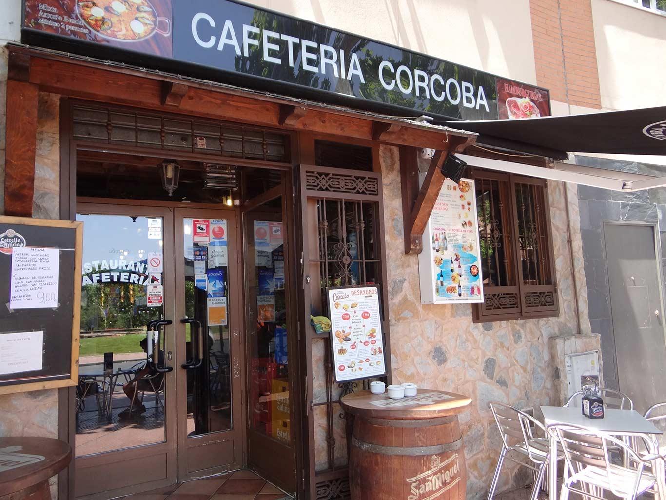 Tapas en Alcalá de Henares - Córcoba
