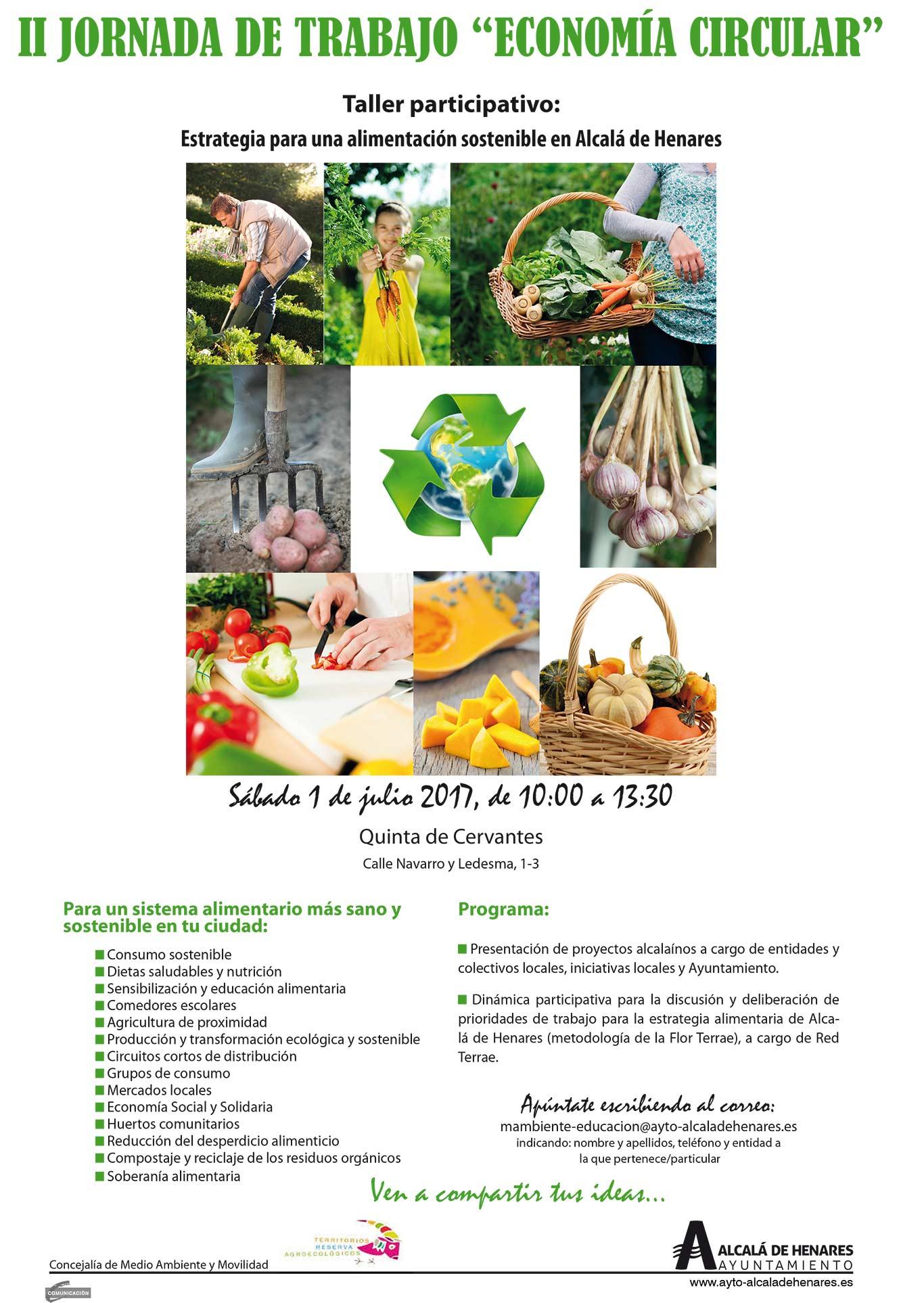 Dia Mundial De La Alimentacion En Alcala De Henares Dream Alcala