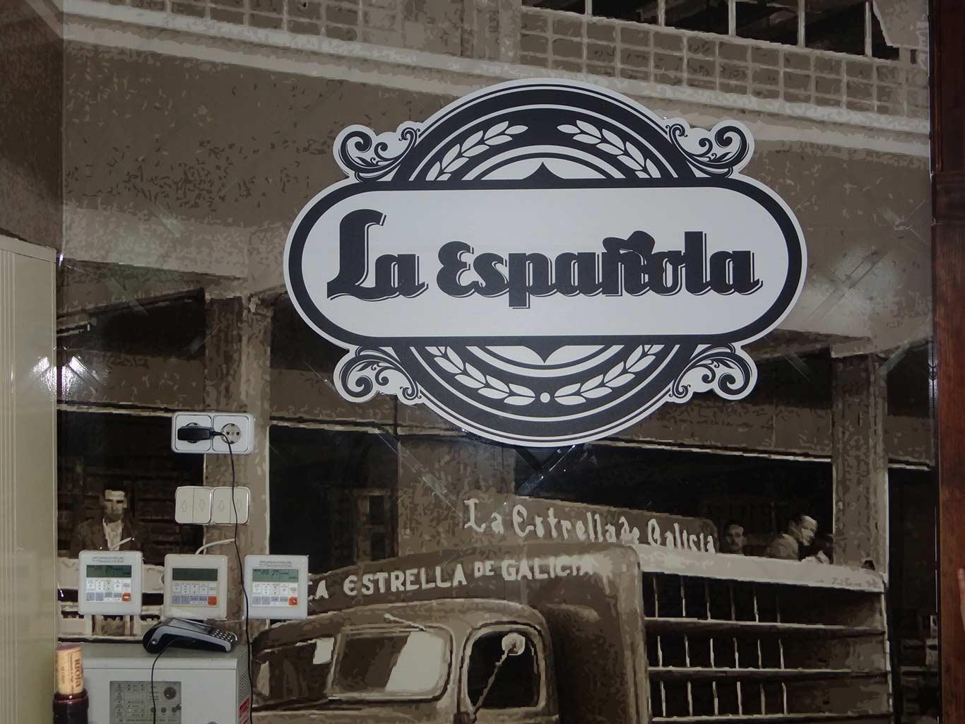Tapas en Alcalá de Henares - La Española