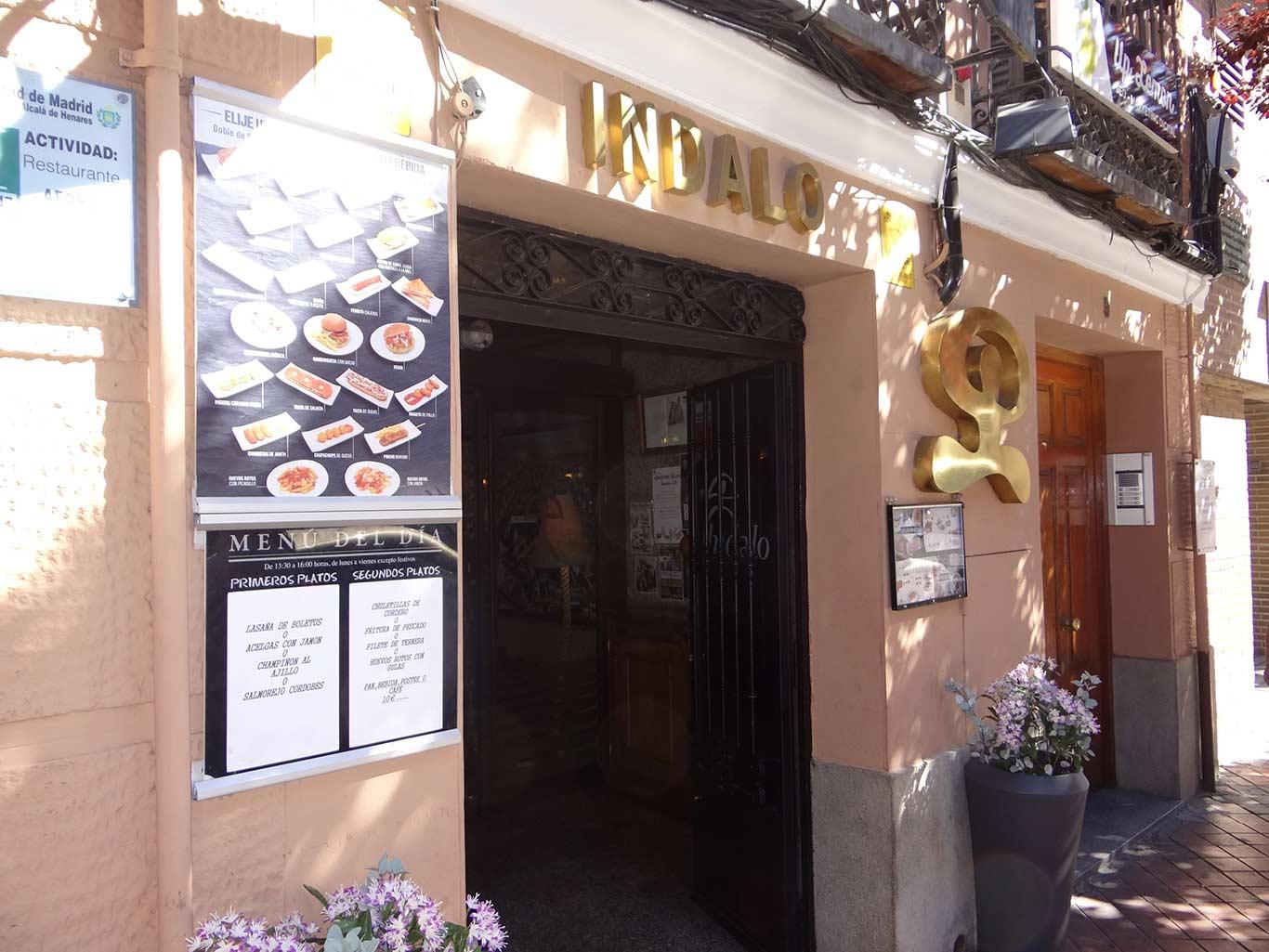 Tapas en Alcalá de Henares - Indalo