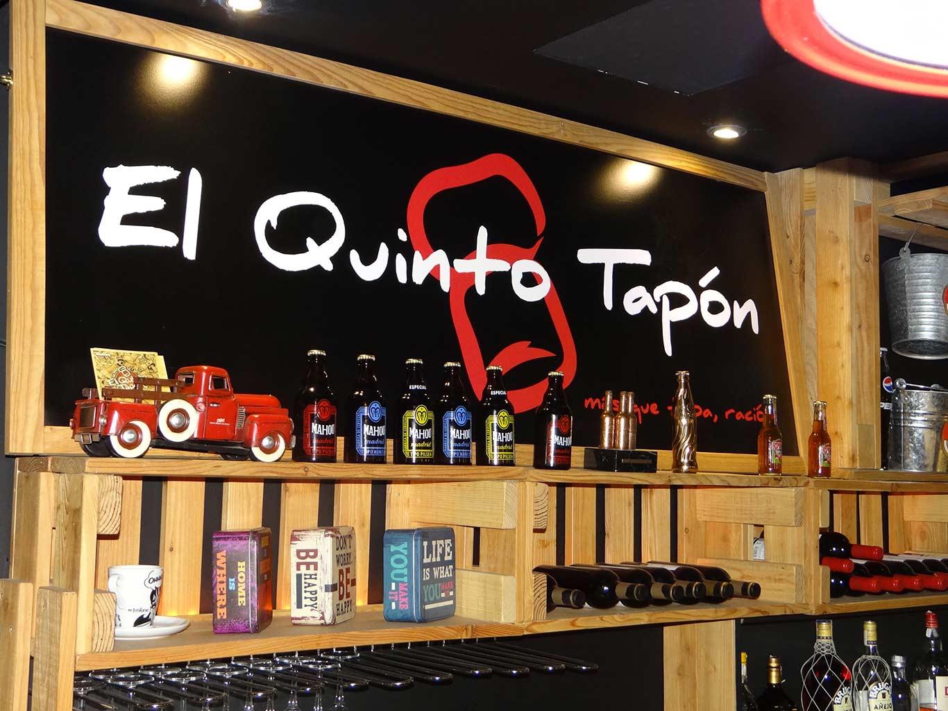 Tapas en Alcalá de Henares - El Quinto Tapón