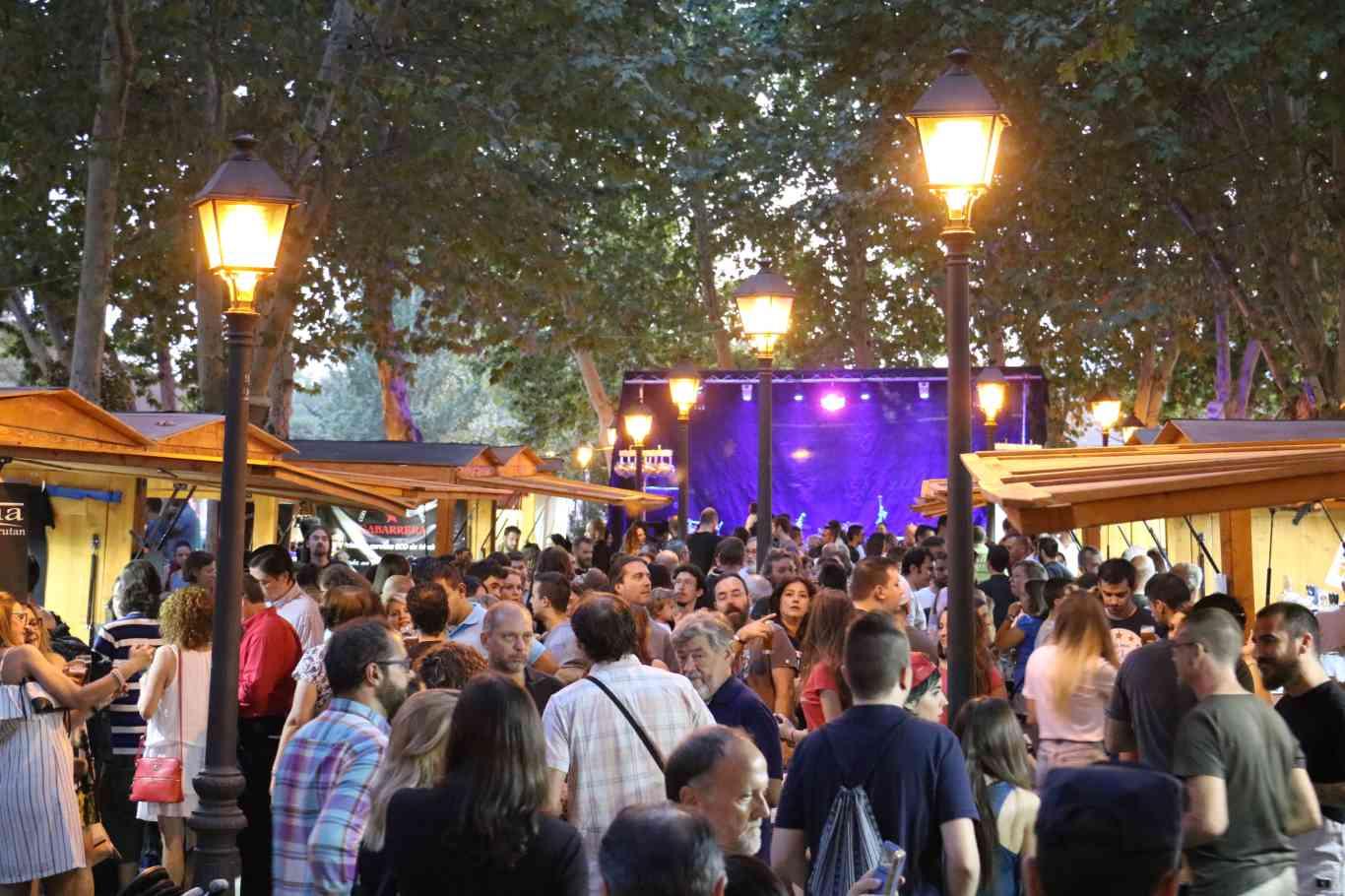 inauguración de CervezArte Alcalá