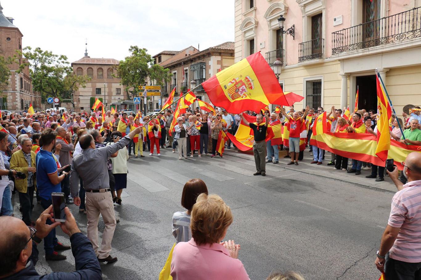 manifestaciones contra las tiendas zara