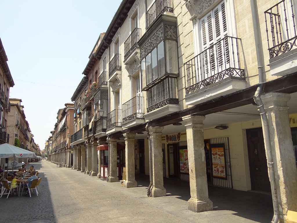 Calle mayor de alcal de henares dream alcal for Opticas alcala de henares