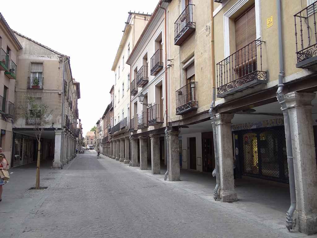 Calle mayor de alcal de henares dream alcal - Spa alcala de henares ...