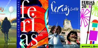 Cartel Ferias Alcalá 2013