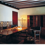 Casa de Cervantes - Comedor