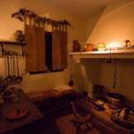 Casa de Cervantes - Cocina