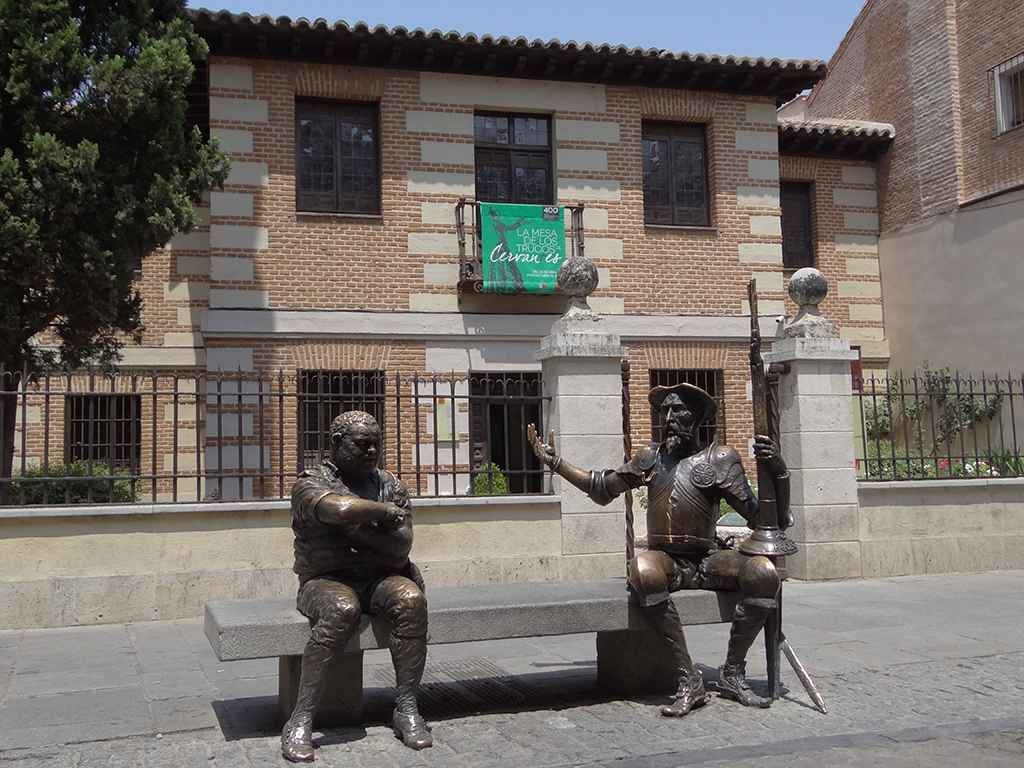 Cervantes Birthplace Museum - Dream! Alcalá
