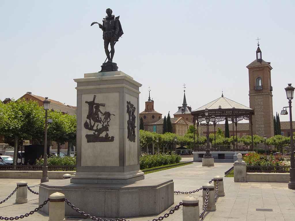 El blog de mbito ling stico y social de jos mar a - Casas regionales alcala de henares ...